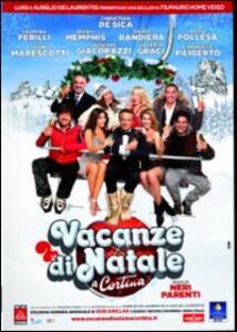 Vacanze di Natale a Cortina di Neri Parenti - DVD