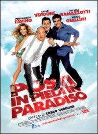 Cover Dvd Posti in piedi in paradiso (Blu-ray)