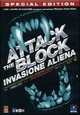 Cover Dvd Attack the Block - Invasione Aliena