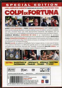 Colpi di fortuna di Neri Parenti - DVD - 2