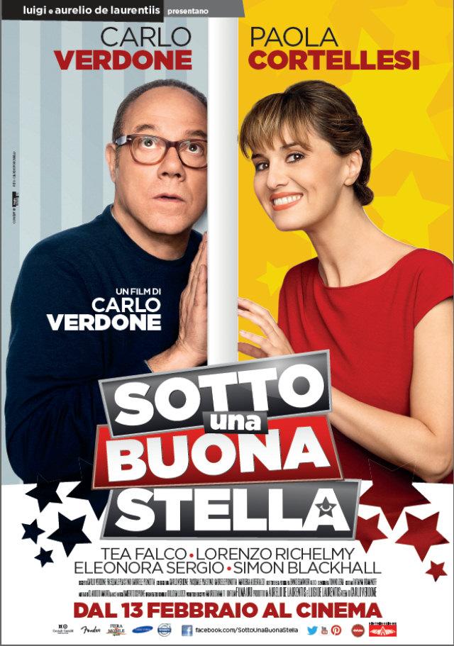 Cover Dvd DVD Sotto una buona stella