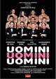 Cover Dvd DVD Uomini uomini uomini