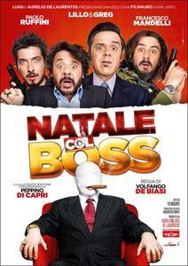 Natale col boss di Volfango De Biasi - Blu-ray