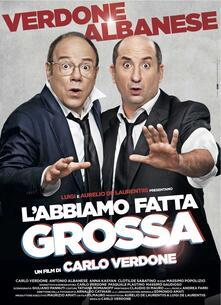 L' abbiamo fatta grossa (DVD) di Carlo Verdone - DVD