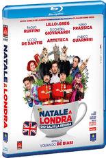 Film Natale a Londra. Dio salvi la regina (Blu-ray) Volfango De Biasi