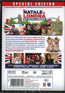 Natale a Londra. Dio salvi la regina (DVD) di Volfango De Biasi - DVD - 2