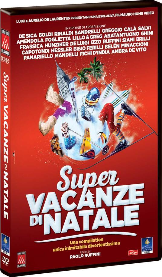 Super vacanze di natale di Paolo Ruffini - DVD