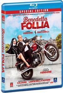 Benedetta follia di Carlo Verdone - Blu-ray