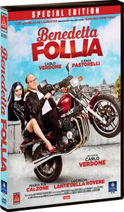 Benedetta follia di Carlo Verdone - DVD