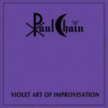 Violet Art of - CD Audio di Paul Chain