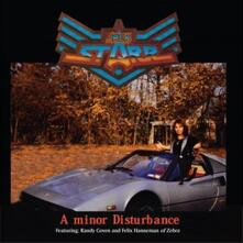 A Minor Disturbance - CD Audio di Jack Starr