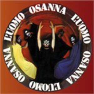 L'uomo - Vinile LP di Osanna