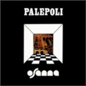 Palepoli - Vinile LP di Osanna