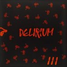 III - Vinile LP di Delirium