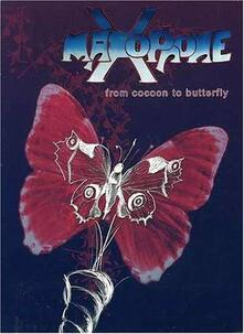 From Cocoon to Butterfly - CD Audio + DVD di Maxophone
