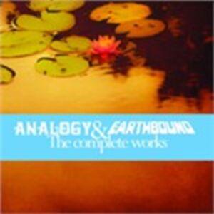 Foto Cover di The Complete Works, CD di Analogy, prodotto da BTF