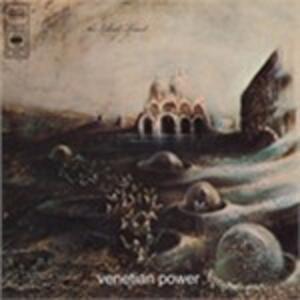 The Arid Land - Vinile LP di Venetian Power