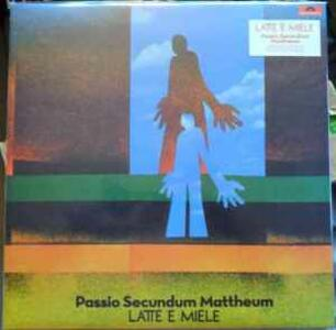 Passio Secundum Mattheum - Vinile LP di Latte e Miele