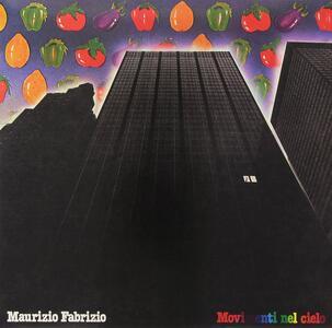 Movimenti nel cielo - Vinile LP di Maurizio Fabrizio