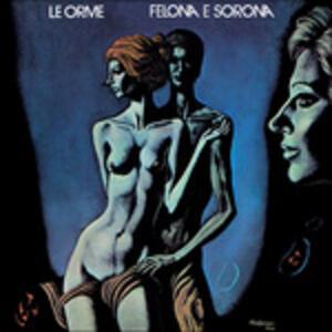 Felona e Sorona - Vinile LP di Orme