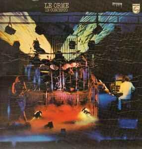 In concerto - Vinile LP di Orme