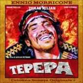 Vinile Tepepa (Colonna Sonora) Ennio Morricone