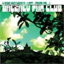 L'onda vertebrata - CD Audio di Breznev Fun Club
