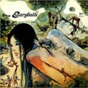 Nuda - Vinile LP di Garybaldi