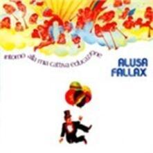 Intorno alla mia cattiva educazione - Vinile LP di Alusa Fallax