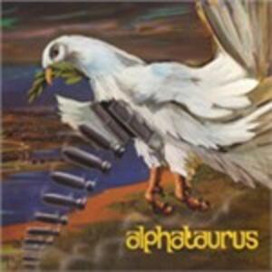 Alphataurus - Vinile LP di Alphataurus