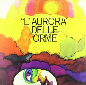 L'aurora - Vinile LP di Orme