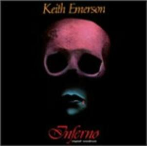 Inferno - Vinile LP di Keith Emerson