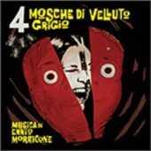 Vinile 4 Mosche di Velluto Grigio (Colonna Sonora) Ennio Morricone
