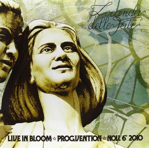Live in Bloom - Vinile LP di Locanda delle Fate