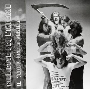 Il tempo della semina - Vinile LP di Biglietto per l'Inferno