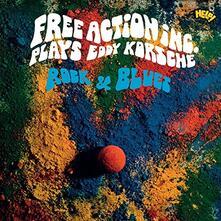 Plays Eddy Korsche Rock & Blues - Vinile LP di Free Action Inc.