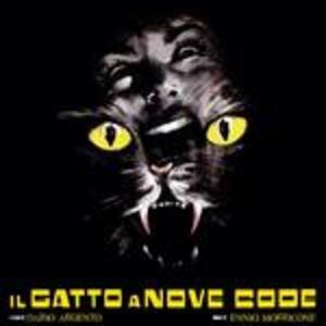 Il Gatto a Nove Code (Colonna Sonora) - Vinile LP di Ennio Morricone