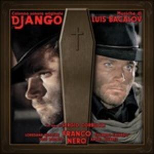 Django (Colonna Sonora) - Vinile LP di Luis Bacalov
