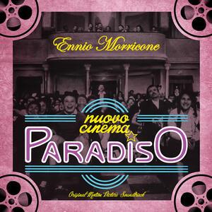 Nuovo Cinema Paradiso (Colonna Sonora) - Vinile LP di Ennio Morricone