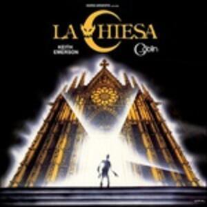 La Chiesa (Colonna Sonora) - Vinile LP di Keith Emerson,Goblin