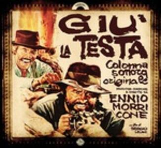 Giù la testa (Colonna Sonora) - Vinile LP di Ennio Morricone