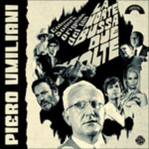 La morte bussa due volte (Colonna Sonora) - Vinile LP di Piero Umiliani