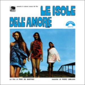 Le isole dell'amore (Colonna Sonora) - Vinile LP di Piero Umiliani