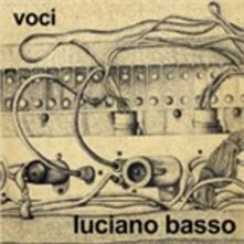 Voci - CD Audio di Luciano Basso