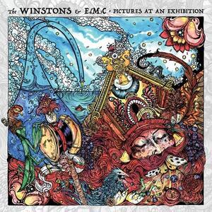 Pictures at an Exhibition - Vinile LP di Winstons,EdSmC. Esecutori di Metallo su Carta