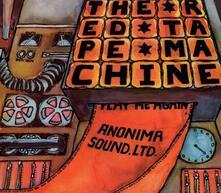 Red Tape Machine (180 gr. Gatefold Sleeve) - Vinile LP di Anonima Sound Ltd.