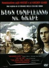 Copertina  Buon compleanno Mr. Grape [DVD]