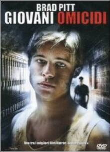 Giovani omicidi di Rospo Pallenberg - DVD