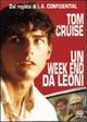 Cover Dvd Un week-end da leone - Una gita da sballo