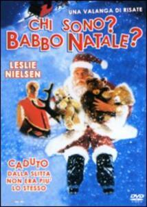Chi sono? Babbo Natale? di William Dear - DVD